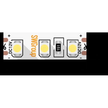 Лента светодиодная 9,6 Вт/м SMD3528 120LED IP20  нейтральный белый SWG