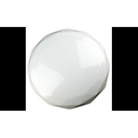 0204-0301 Потолочно-настенный светильник LED 24W 6400K, 300мм, ультратонкий многоуг-к Звездное небо