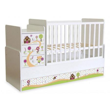 Детская кровать Polini kids Simple 1100 TPL_0001442_9_3