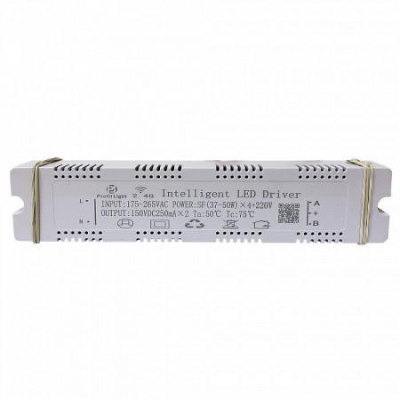 Комплектующие LED DRIVER 2.4G BT - CX(37-50W)*4+220V