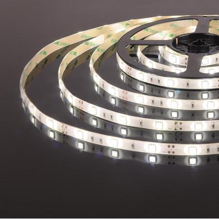 Светодиодная лента 12В 7,2Вт/м 30 Led/м 5050 IP65, дневной белый 4200К, 5 м Elektrostandard 5050 12V 30Led 7,2W IP65