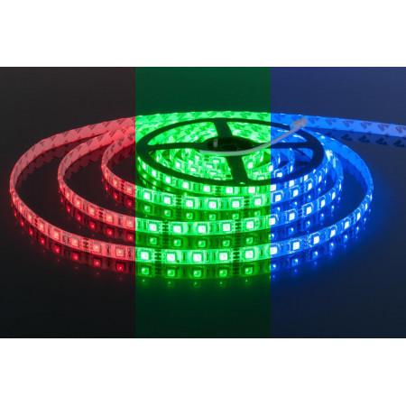 Светодиодная лента 12В 14,4Вт/м 60 Led/м 5050 IP65, RGB, 5 м Elektrostandard 5050 12V 60Led 14,4W IP65 RGB