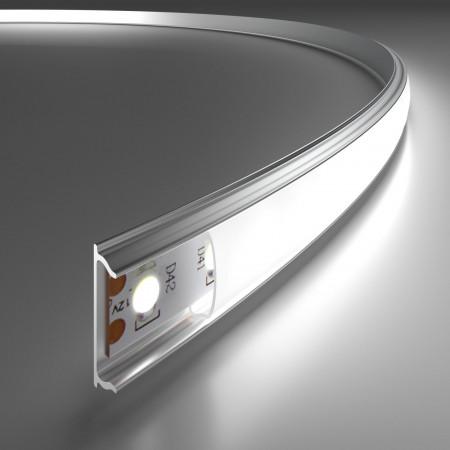 Гибкий алюминиевый профиль для светодиодной ленты Elektrostandard LL-2-ALP012