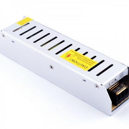 Блок питания для светодиодной ленты  PS S LED 100W 12V DC IP20 188*46*32 узкий
