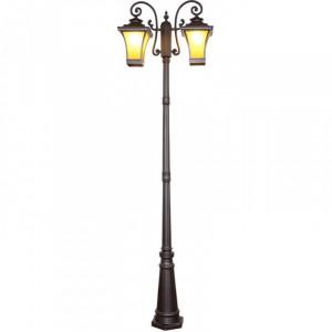 Светильники на столбе