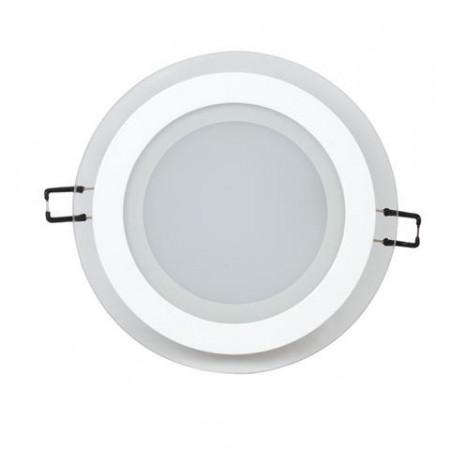 Светильник светодиодный встраиваемый AL2110 12W 960Lm 4000K белый 27851