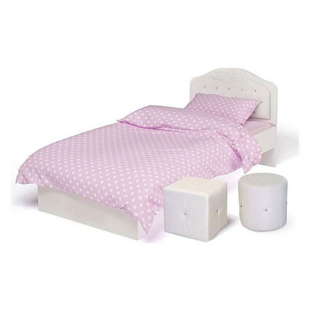 Кровать детская Princess ADV_PR-1004-160-W