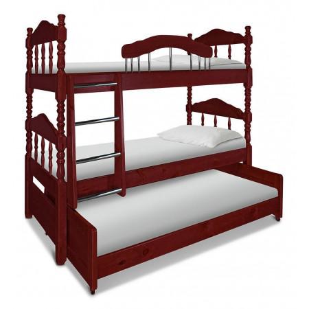 Кровать в детскую комнату Альбион SHL_ZH-11