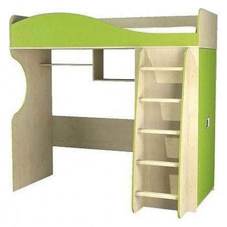 Кровать в детскую комнату Комби NEM_kombi_mh_211_01