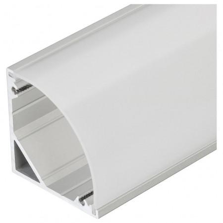 Профиль накладной [2 м] SL-KANT-H30-2000 ANOD 019333