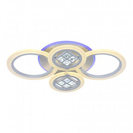 Светодиодная люстра 18030/4 WHT
