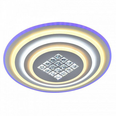 Светодиодная люстра 18057 WHT