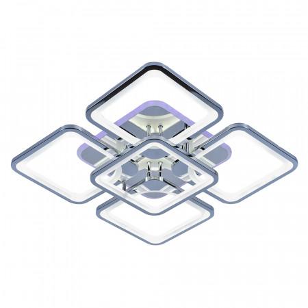 Светодиодная люстра 1537/4+1 CHR