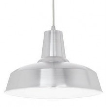 Светильник Ideal Lux MOBY SP1 ALLUMINIO MOBY