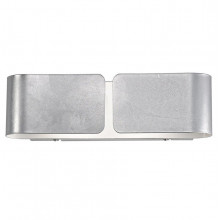 Бра Ideal Lux CLIP AP2 SMALL ARGENTO CLIP