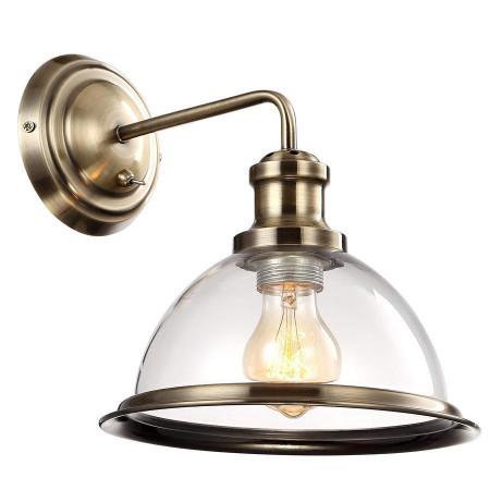 Бра Arte Lamp A9273AP-1AB Van Old