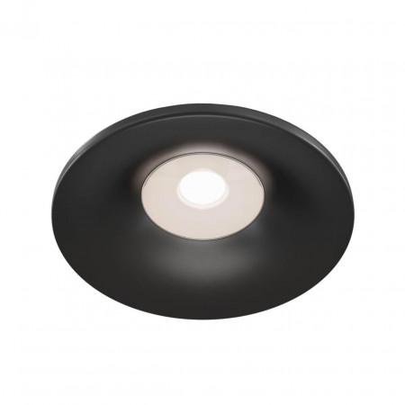 Встраиваемый светильник Maytoni Barret DL041-01B